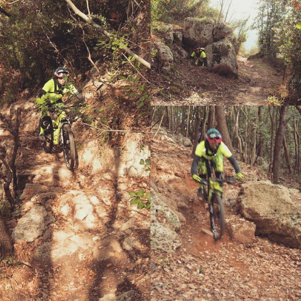 dolmen trail finale