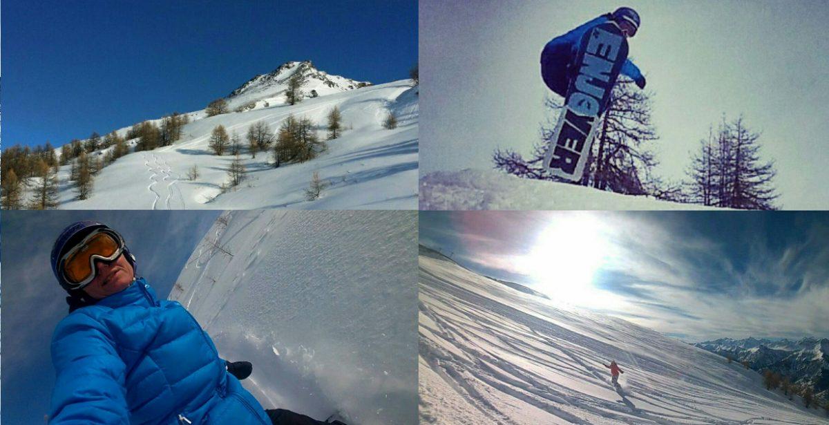 snowboard: lasciare il segno