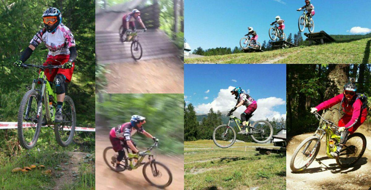 Bikepark vs elettrica in Valsusa
