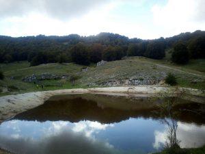 lago campo secco