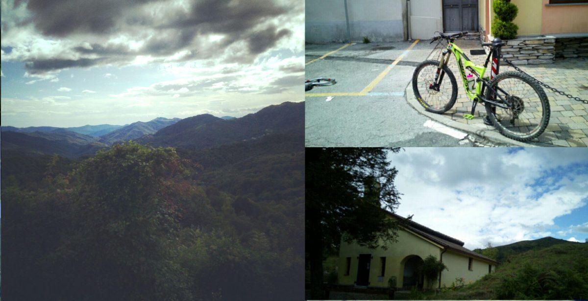 MTB: Torriglia (GE) Amazzonica e Santa Maria