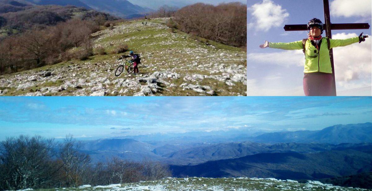 MTB : monte Pellecchia