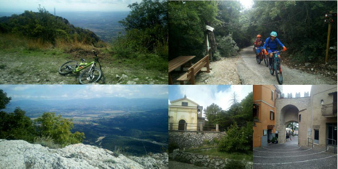 Mtb: Monte Soratte