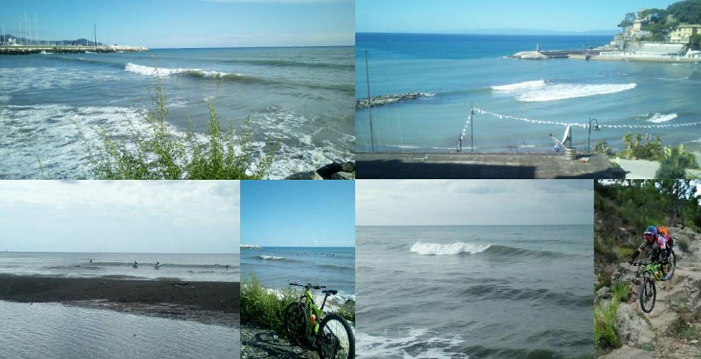 Surf: 4 giorni di onde liguri