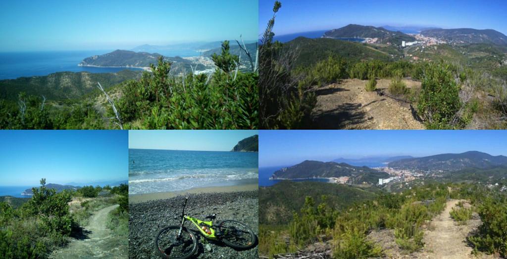 MTB: Sestri-Riva Tritone Trail