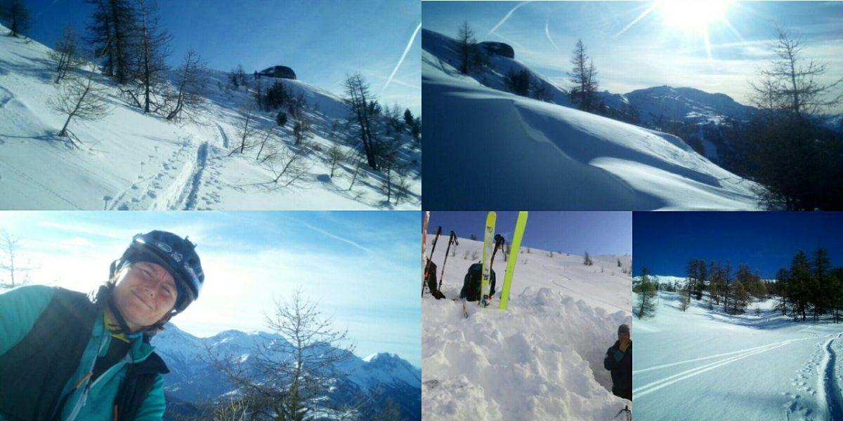 Back Splitboard In Valsusa e Sicurezza sulla neve