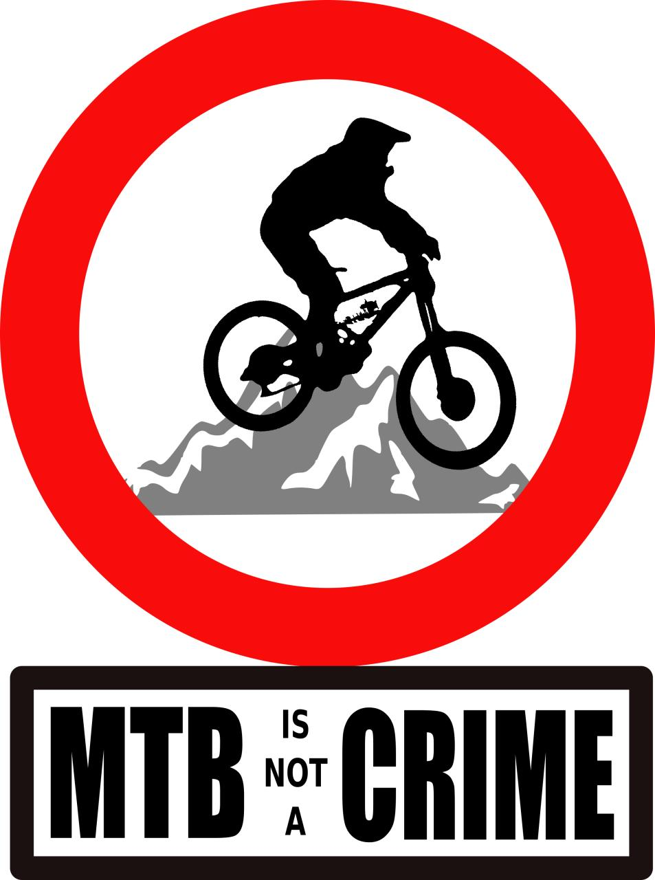mtb is not a crime
