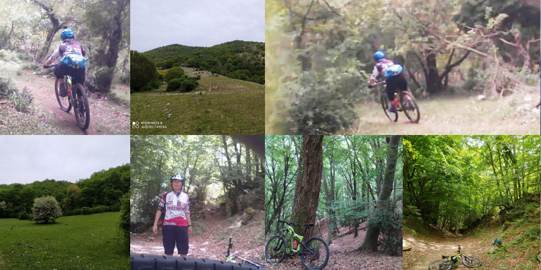 MTB post lockdown: Direttissima