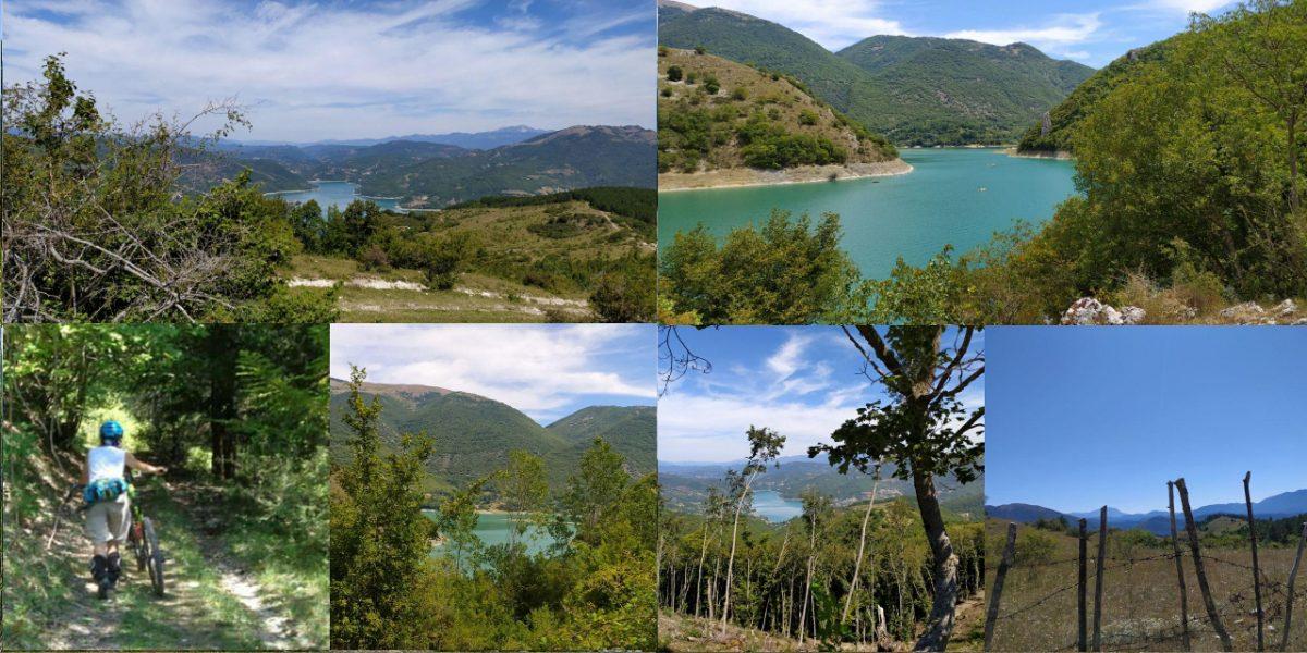 Carsoli - Lago del Turano - Dune Mosse