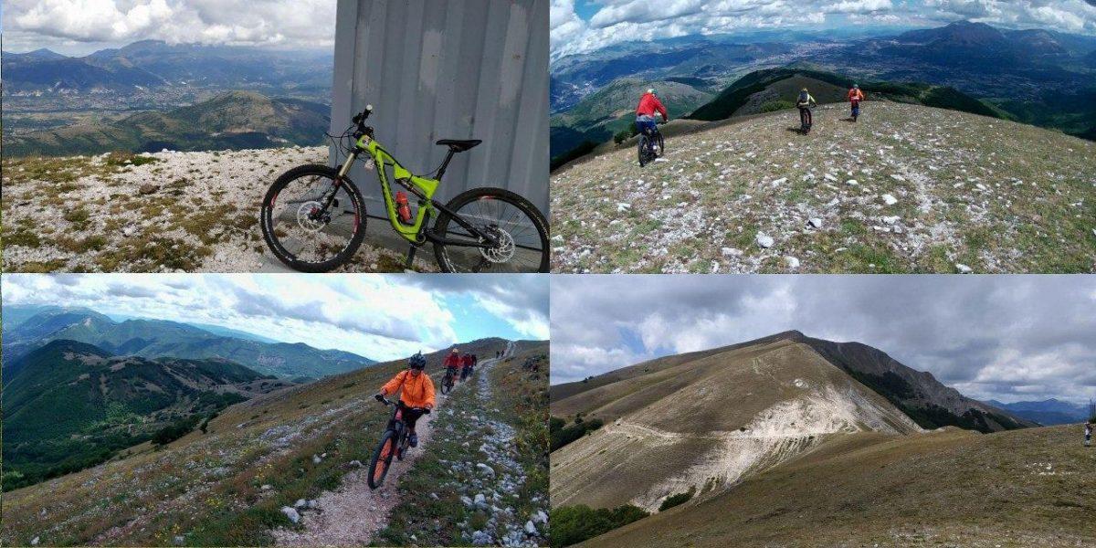 MTB: Monte Calvo
