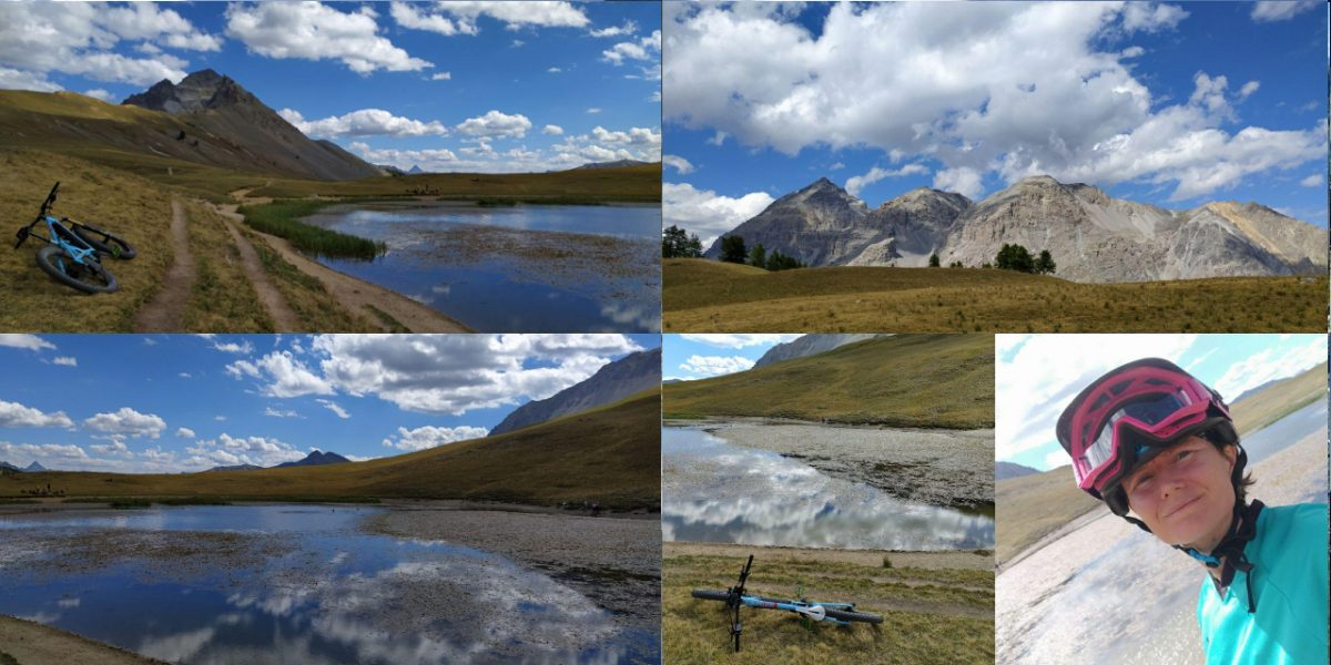 eMTB: Valle Stretta – lago Thures – Nevache