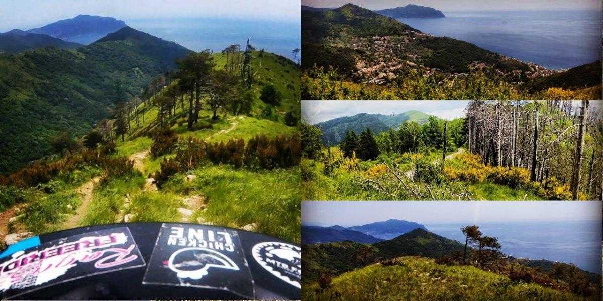 MTB Liguria: La Porcilaia